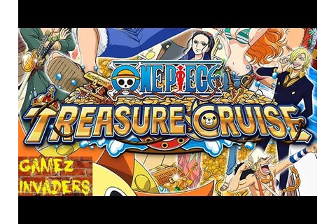 ONE PIECE PIRATE: Treasure Cruise Mobile Tablet iphone ...