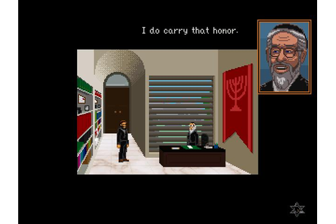Shivah, The Download (2006 Adventure Game)