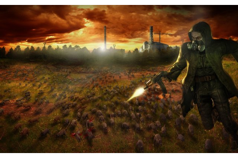 Stalkerclear Sky Shadow Chernobyl Games Wallpeper