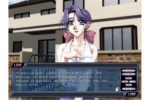 Gibo: Stepmother's Sin (2001) by Will-Japan Windows game