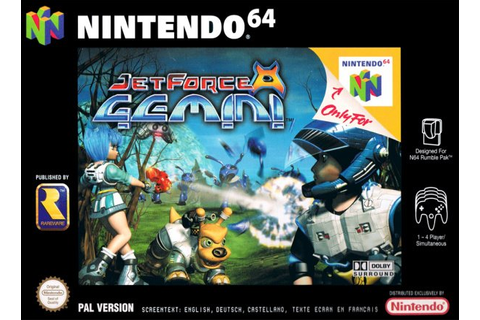 Jet Force Gemini (N64 / Nintendo 64) News, Reviews ...