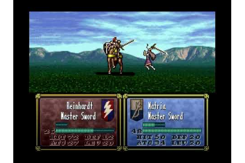 Fire Emblem - Thracia 776: More crits than the game can ...