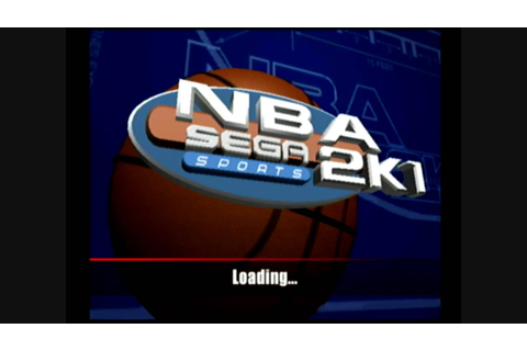NBA 2K1 All Star Game Highlight Reel - YouTube
