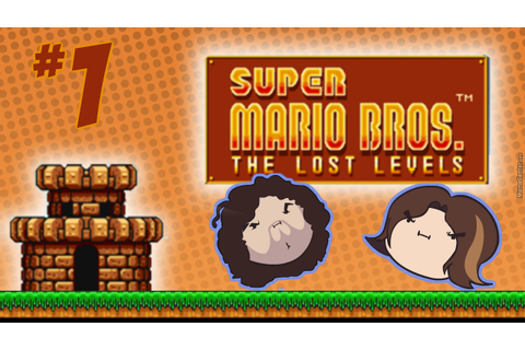 Super Mario Bros. The Lost Levels - Gamegrumps by ...