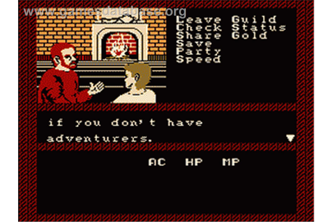 Bard's Tale: Tales of the Unknown - Nintendo NES - Games ...