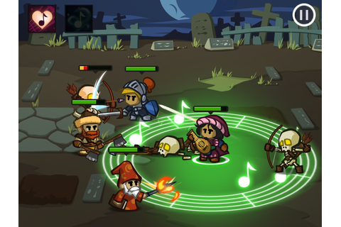 iOS Games for People Who Hate iOS: Battleheart | USgamer