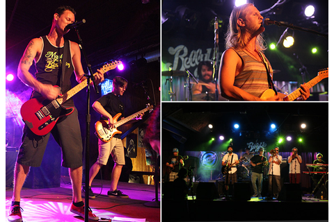 Ballyhoo! Super Happy Fun Money tour review | Top Shelf Reggae