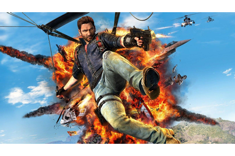 Just Cause 3 Xbox One and PlayStation 4 Review - IGN