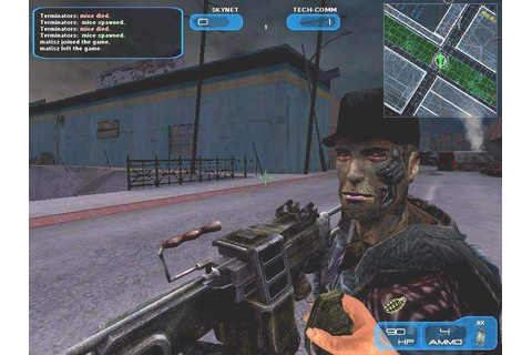 Terminator 3 War of the Machines Download Free Full Game ...