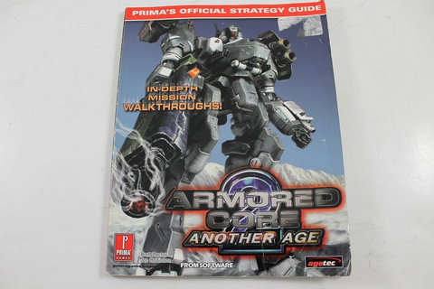Armored Core 2: Another Age Official Strategy Guide ...