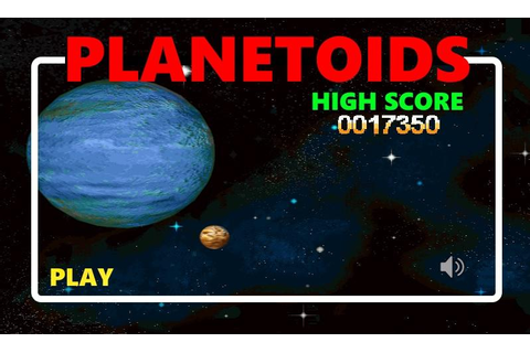 Planetoids 1.0 APK Download - Android Arcade Games