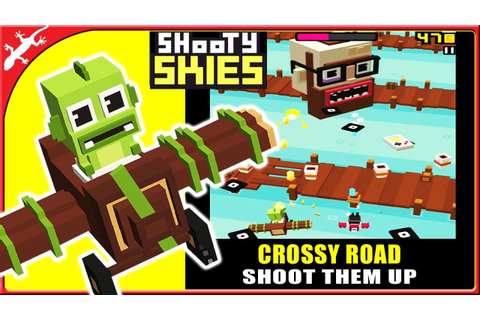 Shooty Skies : Great Shoot Them Up From Crossy Road ...