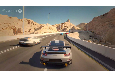 FORZA MOTORSPORT 7 GAMEPLAY ON XBOX ONE X - YouTube