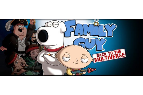 Inside Family Guy: Back to the Multiverse - IGN