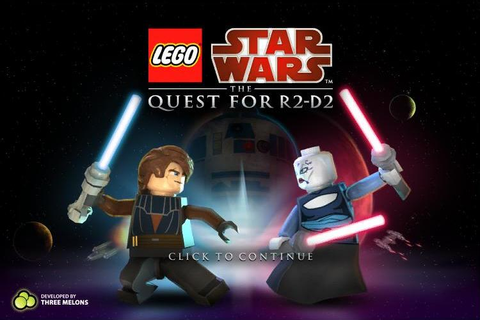 The Quest for R2-D2 (game) | Brickipedia | FANDOM powered ...