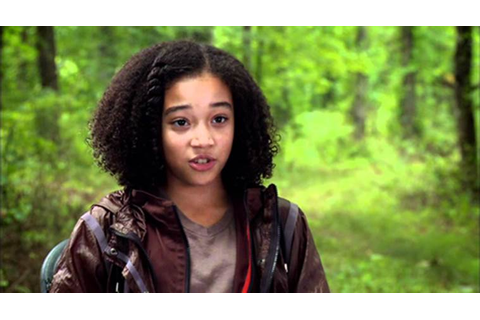 'Hunger Games' actress Amandla Stenberg comes out as ...