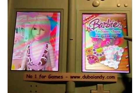Barbie Fashion Show An Eye For Style - YouTube