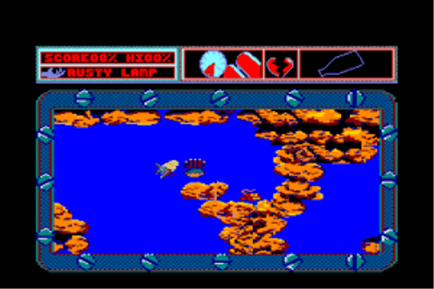 Download Mermaid Madness (Amstrad CPC) - My Abandonware