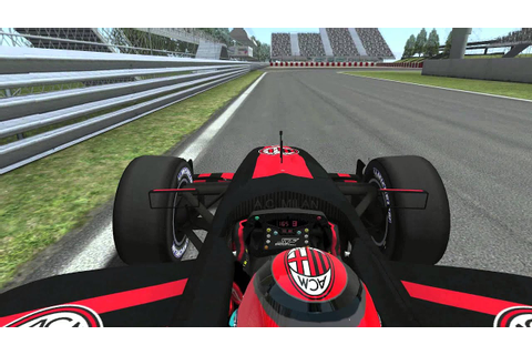 rFactor 2 - Super League Formula 2009 - Montreal Circuit ...