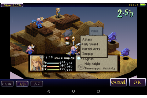 FINAL FANTASY TACTICS : WotL - Android Apps on Google Play