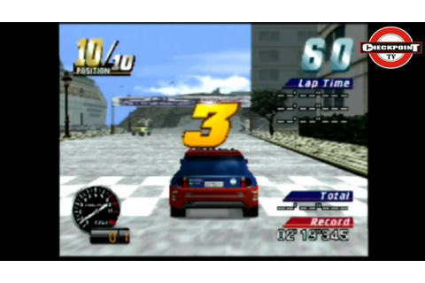 Cartucho original Multi Racing Championship Nintendo 64 ...