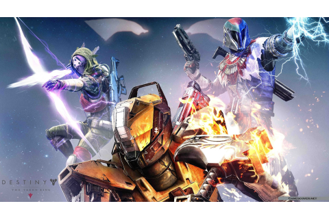 Destiny The Taken King Wallpapers - Read games review ...