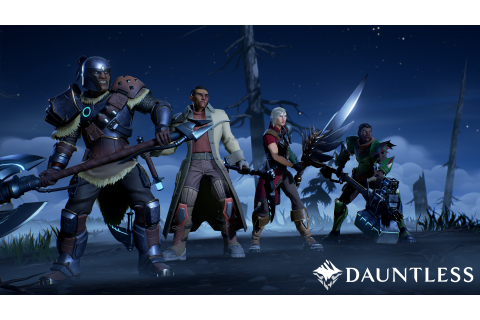 Former 'League of Legends' developers unveil 'Dauntless'
