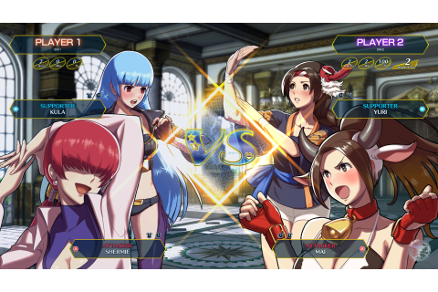 SNK Heroines: Tag Team Frenzy Arrives On Nintendo Switch ...