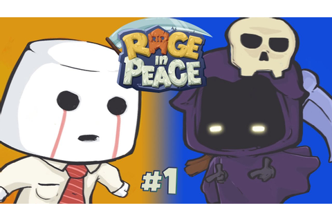 Rage in Peace - OFF WITH YOUR HEAD!! Death Waits For No ...
