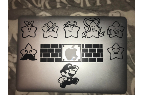 My sister outdid herself with her Cricut! : papermario