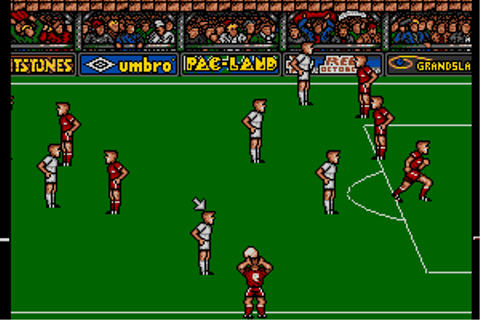 Download Wembley International Soccer (Amiga) - My Abandonware