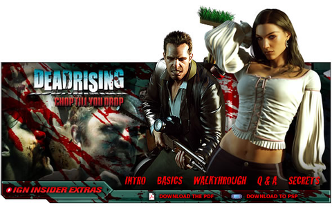 Dead Rising: Chop Til You Drop - wii - Walkthrough and ...