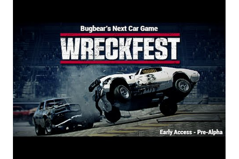 Lets Play Next Car Game: Wreckfest #07 ~ Multiplayer ...