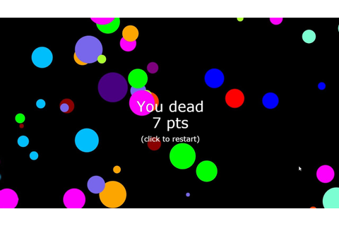 CIRCLE (Games like Agar.io) / Soloagarabi - YouTube