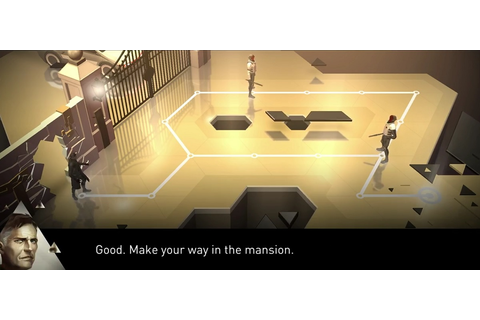 Deus Ex Go mobile puzzle game will have its own narrative ...
