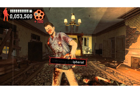 Typing of the Dead: Overkill Gameplay - YouTube