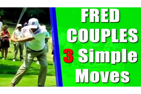 Golf Instruction: 3 Ingredients to Solid Contact w/ Fred ...
