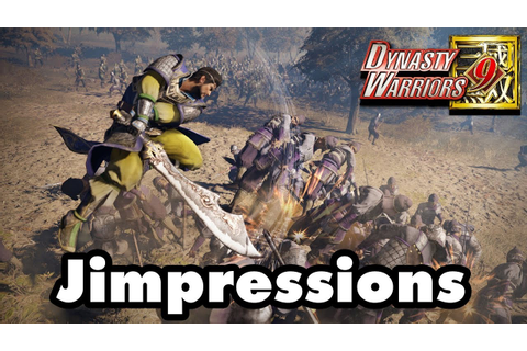 Dynasty Warriors 9 - The Worst Dynasty Warriors Game Ever ...