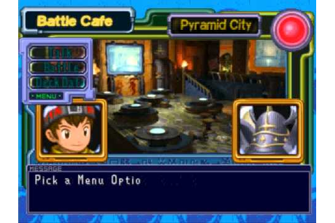 Let's Play Digimon Digital Card Battle Extra 1 Sevens ...