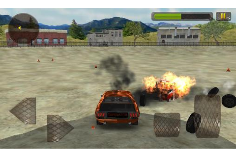 Car wars 3D: Demolition mania for Android - Download APK free