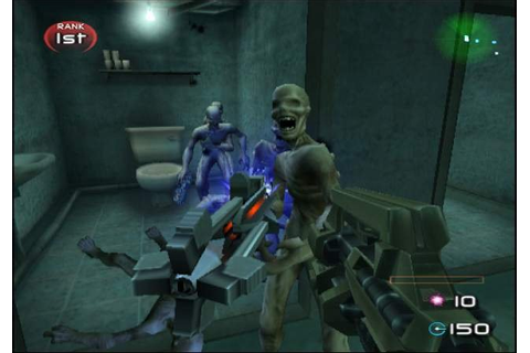 TimeSplitters 2 (GCN / GameCube) News, Reviews, Trailer ...