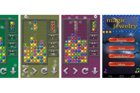 Magic Jewel » Android Games 365 - Free Android Games Download