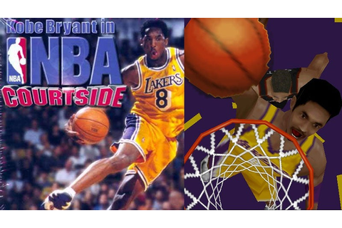 Kobe Bryant's 20-Year Career, In Video Games
