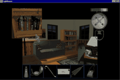 Lighthouse: The Dark Being - My Abandonware