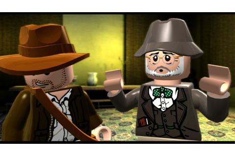 [Test] Lego Indiana Jones : La Trilogie Originale (XBOX360 ...