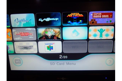 Rate the user above you's Wii collection! - Nintendo Fan ...