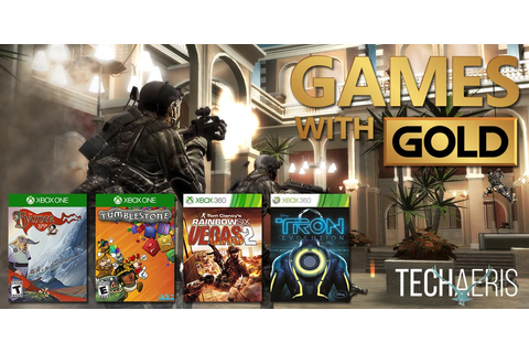July Games with Gold: Rainbow Six Vegas 2, two new Xbox ...