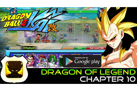 Dragon Of Legend - Chapter 10 - NEW DRAGONBALL Z GAME ...
