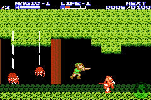 Image - Zelda II The Adventure of Link.jpg - The Nintendo ...