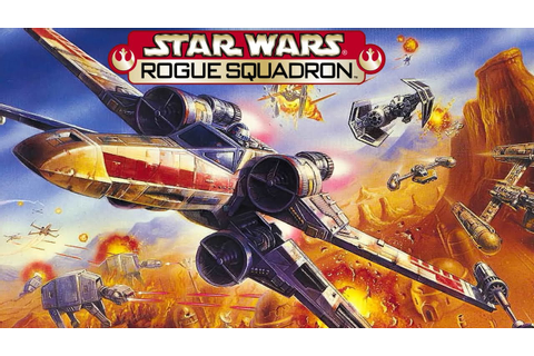 Star Wars Rogue Squadron - (Gameplay) - YouTube